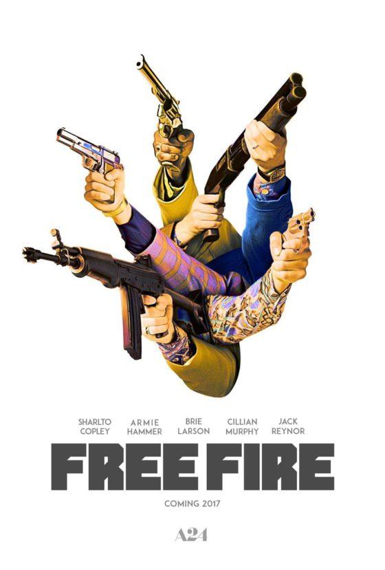 free-fire-poszter